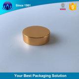 Matte Gouden Kosmetische Kroonkurk van het Aluminium GLB Voor de Kruik van de Room