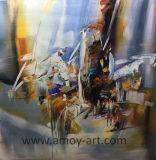 ホーム装飾のための現代装飾的で抽象的な油絵