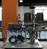 Bouchon à vis semi-auto bouteille plafonnement de la machine d'étanchéité de la machine