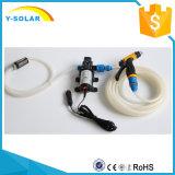 12V 80W van de Micro- van 3L/Min Uitrusting de Pomp van het Water van de Hoge druk Pomp van het Diafragma