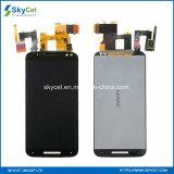 Teléfono móvil original LCD con el marco para Moto G2/HTC/Huawei/LG