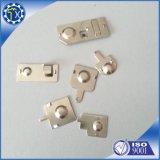 Il fornitore cinese ha personalizzato il contatto della molla dell'interruttore placcato zinco dell'acciaio inossidabile del metallo