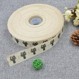新式の安い卸し売り衣服のための綿の衣類によって印刷されるラベル