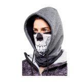 Blusa com capuz da máscara de esqui de velo durável lenços de pescoço biberões (YH-HS220)