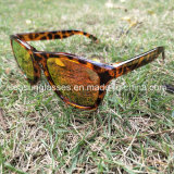 Lunettes de soleil de lentille reflétées par lunetterie la plus neuve de la protection Cat3 du type UV400