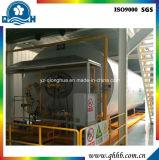 De industriële Machine van de Deklaag van het Poeder/het Schilderen Apparatuur met het Automatische Systeem van de Transportband