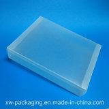 Коробка Китая подгонянная изготовлением пластичная Pet/PVC/PP