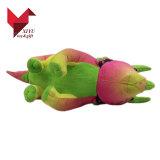 Os produtos desta parte superior do ano personalizam o brinquedo do luxuoso do dinossauro para Little Boy China