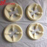 Mechanische Delen CNC die Deel Aangepaste ABS CNC machinaal bewerken die Auto Plastic Prototypen PMMA POM machinaal bewerken Acryl gluren OEM PTFE Delrin de Douane van de Hoge Precisie