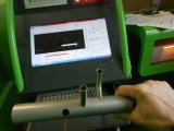 Tagliatrice doppia di CNC del tubo del metallo della trasmissione della vite della sfera di Ezletter (GL1325)