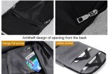 Waterproof Laptop Schoolbags USB Charger Backpack Bag with Reflective Stripe