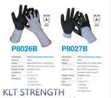 перчатки нитрила сопротивления отрезока 13G