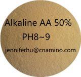 50% PH 8~9를 가진 알칼리성 합성 아미노산 분말