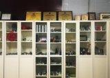주문 OEM ISO9001는 던지기 취사도구를 정지한다