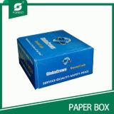 주문 좋은 품질 다채로운 마분지 수송용 포장 상자 제조자