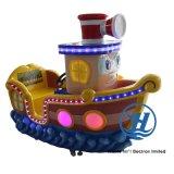 O Kiddie monta o barco do pirata da máquina de jogo (ZJ-K21)