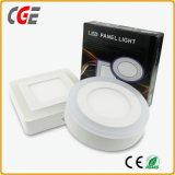 Подсветка панели управления 6+3W/12+4W/18+6W квадратных/Круглые светодиодные индикаторы на панели управления загорается светодиод