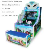 Máquina de juego de fichas para la hospitalidad de los niños