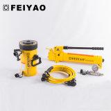 工場価格の合金鋼鉄空のプランジャ油圧ジャック(FY-RRH)