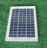 大きい安定した在庫(ODA5-9-P)が付いている5W多結晶性太陽電池パネル
