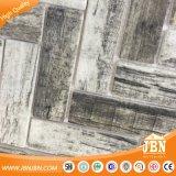 배경 벽 도와 미국 시장 나무로 되는 벽돌 모자이크 유리 도와 (V639004)