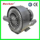 ventilador dobro do anel do transtorte pneumático do estágio de 7.5kw 10HP