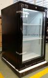 반대 맥주 뒤 바 냉각기 냉장고 냉장고 냉각장치 R600A R134A 가스의 밑에