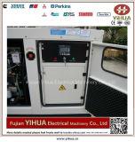 generatore diesel silenzioso di 60kw/75kVA 50Hz alimentato da Cummins Engine-20171017D