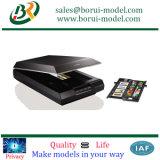 Service rapide de prototype de couverture en plastique de scanner