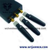 Brouilleur portatif de signal de téléphone mobile de GPS (chaîne de 10 mètres)