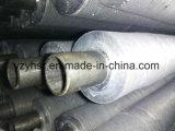 L'acier et l'aluminium ont expulsé tube
