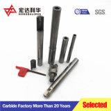 De Staaf van de Uitbreidingen van het Carbide van het wolfram met Geschroeft voor het Bewerken van Systeem