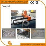 macchina per incidere di scultura di marmo del granito di pietra 3D