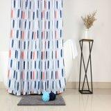 Super Soft ecológica cortina con 100% poliéster para ducha