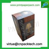 Коробка изготовленный на заказ ликвора прямоугольников печатание бумажная для упаковывать