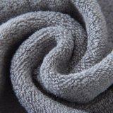 Toalla de baño del adulto modificado para requisitos particulares de la insignia 100%Cotton (02Y0009)