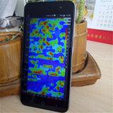 La mejor calidad High-Accuracyadmt-400UN 0-400m teléfono móvil 3D/2D Detector de mineral de la imagen