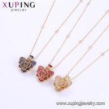 Goldkabel-Halskette der Form-Necklace-00651