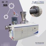 Máquina doble del tubo de la protuberancia Line/PVC del tornillo