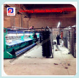 魚のネットの編む編む織機機械