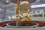 Máquina de capa Titanium inoxidable de la insignia PVD del escaparate de la barandilla de la escalera del acero