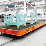 100t Carro de transporte Electric mesa plana para el manejo de morir