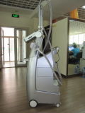 Corpo vertical do vácuo da cavitação que Slimming a máquina da beleza