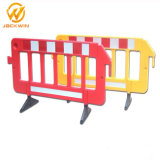 Barrière en plastique de frontière de sécurité de sécurité routière de circulation pour la chaussée