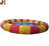 아이와 성인을%s 다채로운 팽창식 둥근 수영풀