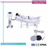 Корпус Pressotherapy Microcirculation очищающую горячую машины с функцией массажа