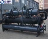 Großer abkühlender Kapazitäts-industrieller Wasser-Schrauben-Kühler für Kunststoffindustrie