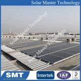 Металлический солнечной системы крепления крыши из алюминия в квадратные скобки, солнечной энергии системы