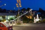 110W de zonne Hoge Helderheid van de Straatlantaarn 3 Jaar van de Oude Garantie