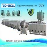 高出力のフルオートマチックのプラスチック単一ねじPEの管機械